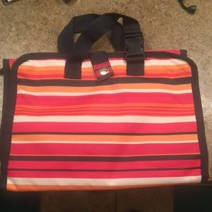 Stripe Thirty One Travel Case